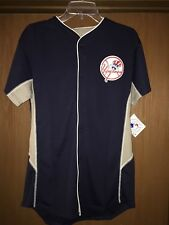 NEW YORK YANKEES MAJESTIC SPRING TRAINING YOUTH JERSEY, SIZE  X-LARGE (18-20)