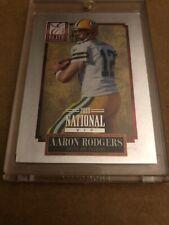2013 Elite National Aaron Rodgers 4/5
