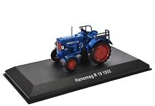 HANOMAG R 19 TRACTOR, 1955, 1:43 SCALE  BLue  Altaya