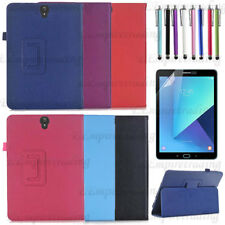 Premium Pu Leather Case Cover for Samsung Galaxy Tablet With Auto Sleep/Wake