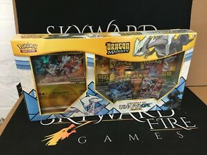 Legends of Unova Dragon Majesty GX Collection Box (BRAND NEW/ENGLISH)