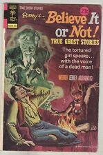 Ripley's Believe it or not True Ghost Stories #40 June 1973 VG