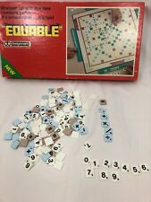 Equable game tiles replacement tiles numbers division minus plus subtraction