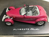 PLYMOUTH PROWLER SOFT TOP Universal Hobbies 1/43 New & Box neuf
