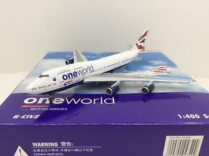 British Airways B747-400 One World Reg: G-CIVZ (Phoenix 1:400)