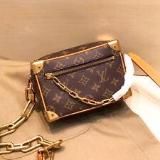 LOUIS VUITTON Mini Soft Trunk Shoulder Bag Purse Virgil Abloh ORIGINAL handbag