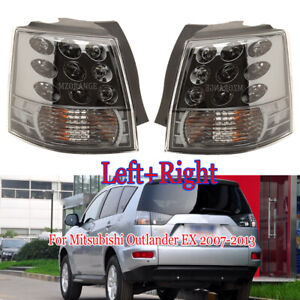 Left+Right For Mitsubishi Outlander EX 2007-2013 Rear Brake Light Tail Lamp Stop