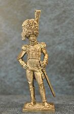Tin Soldiers * Napoleonic Wars * Colonel Guard, Kingdom of Naples 1814 * 54 mm