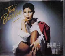 Toni Braxton- Breathe Again cd maxi single 6 tracks
