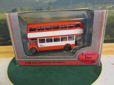EFE. Leyland PD2/12. Greater Manchester. Orange & White. Waterhead. 1:76. 20010