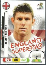 PANINI EURO 2012-ADRENALYN XL-ENGLAND-JAMES MILNER