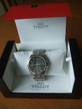 Tissot Luxury Men's Wristwatches with Chronograph