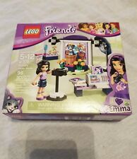 LEGO FRIENDS EMMA'S PHOTO STUDIO (41305) - NEW IN FACTORY SEALED BOX 96 Pieces
