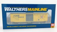 Railbox 50' ACF Exterior Post Boxcar #10765 HO - Walthers Mainline #910-1817