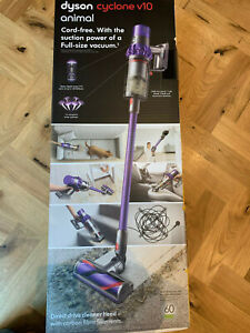 BRAND NEW & SEALED STILL IN BOX Dyson Cyclone V10 Animal Cordless Vacuum Cleaner