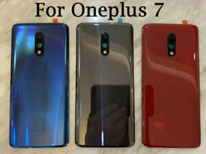 Battery Door Case Back Cover Rear Phone Housing Case For Oneplus 7