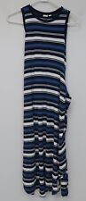 Gap Tie Waist Wrap Tank Dress - Womens XS - Multi - NWT