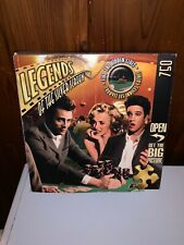 MasterPieces ~ LEGENDS OF THE SILVER SCREEN ~ 750 Piece Puzzle Brand NIB