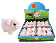 Plüschtier MINI Schwein Glückschwein Schweinchen, ca. 7 cm, Glückbringer,1 Stück