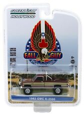 1:64 GreenLight *HOLLYWOOD 26* Fall Guy Stunt Man 1982 GMC K-2500 *IN STOCK* NIP