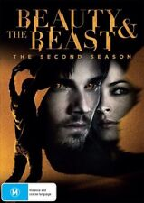 Beauty And The Beast : Season 2 (DVD, 2015, 6-Disc Set)