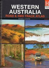 HEMA MAPS - ROAD & 4WD TRACK ATLAS WESTERN AUSTRALIA - 3RD EDITION