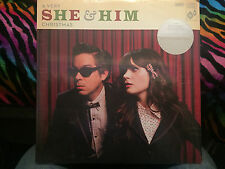 SHE AND HIM-A VERY SHE AND HIM CHRISTMAS (VINYL)  ( VINYL LP NEW