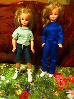 le mannequin poupée   bella 50cm la bleue est vendue