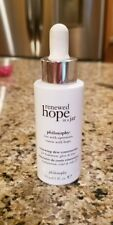 PHILOSOPHY ☆Renewed Hope In A Jar Renewing Dew Concentrate☆ 1 OZ NEW AUTHENTIC