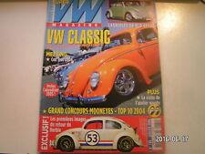 **a Super VW Magazine n°185 Coccinelle découvrable 1959 / Cabriolet 1954