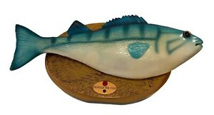 Frankie Fish singing McDonald's Filet-O-Fish decor humor fisherman funny gift
