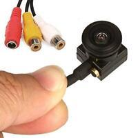 Vanxse CCTV Mini Spy Pinhole Security Camera Hd 1.8mm 120degree CCD 1000tvl
