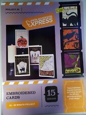 Halloween Embroidered Cards Embroidery Designs Anita Goodesign Express