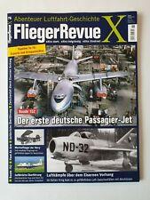 FLIEGER REVUE X 76  Der erste deutsche Passagier-Jet  BAADE 152  ungelesen, 1A