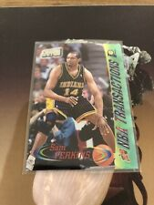 """Sam Perkins #232 Pacers🔥1998-99 Topps Stadium Club """"One of a Kind"""" SP #d/150 🔥"""