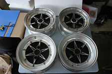 "JDM 14"" SSR Speed Star racing Formula wheels rims ae86 ta22 114.3X4 datsun ke70"