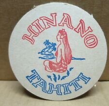 SOUS-BOCK ancien HINANO Bière de TAHITI