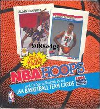 1991-92 HOOPS SERIES 2 RACK PACK FACTORY SEALED BOX -MICHAEL JORDAN ALL-STAR MVP