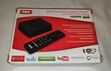 RCA DSB872WR WiFi Streaming Media Player with 1080p HDMI Output