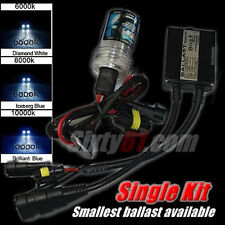 Honda VTX1300 HID 2004-2009 Xenon headlights light conversion kit H4 Hi/Lo Bulb
