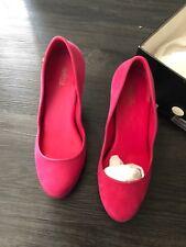 Melissa High Heel Court Shies Pink Size 5