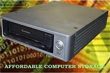 Quantum tape drive aluminum  EXTERNAL enclosure DLT-V4 LVD 320Gb DLTV4 HH V320