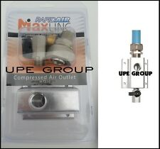 """Rapidair MAXLINE Compressed air piping tubing Outlet Kit  3/4""""  M7510"""