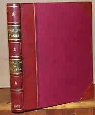 A Picturesque Tour of the English Lakes. Fielding & Walton. 1821. 1st ed. 48 pls