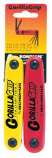 16pc Gorilla Grip SAE/Metric Hex Fold-Up Double Pack Wrenches Bondhus USA 12522
