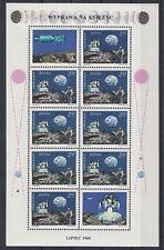Raumfahrt - Space  Polen  1940  Kleinbogen  **  (mnh)