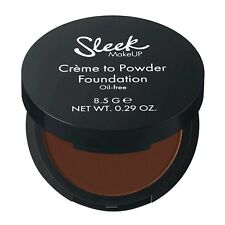 NEW Sleek Creme To Powder Foundation  - SHADES C2P20 - Deep Sable