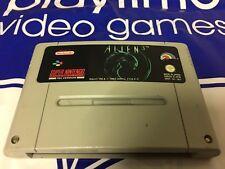 Alien 3 - SNES Super NES Nintendo
