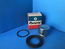 NOS MOPAR 1973 74 75 Valiant & Dodge Dart Disc Brake Piston And Seals # 4094104