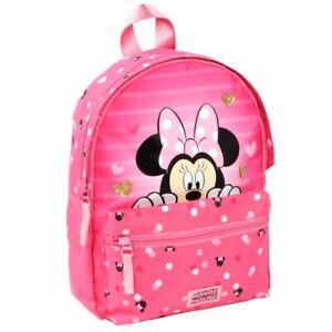 Looking | Kinder Rucksack | 31 x 25 x 12 cm | Minnie Maus | Minnie Mouse